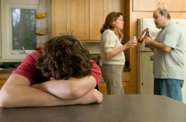 Adult Children of Alcoholics Common Traits