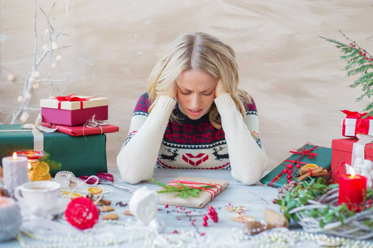 Holiday Stress and How to Deal