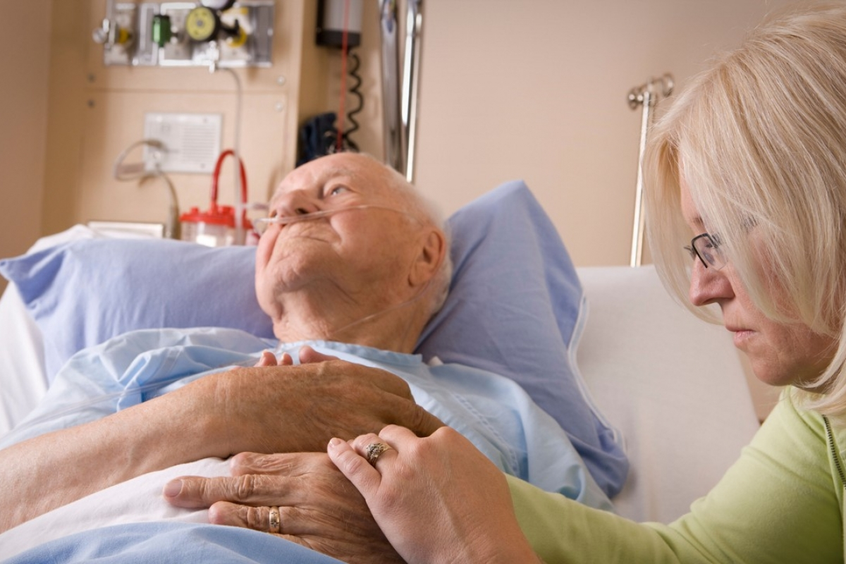 How to Deal with Your Spouse's Terminal Illness