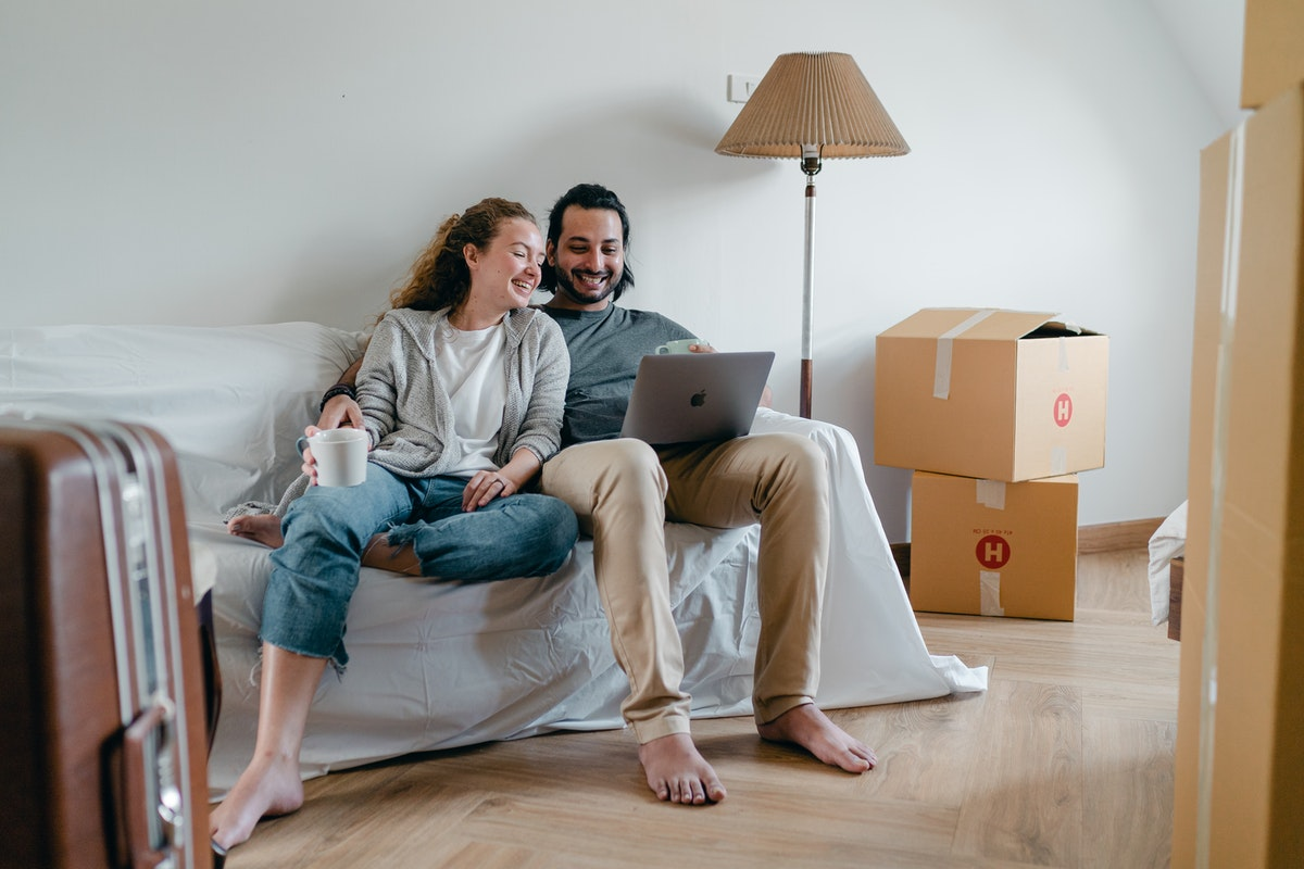 Three Tips to Successfully Move In With Your Partner