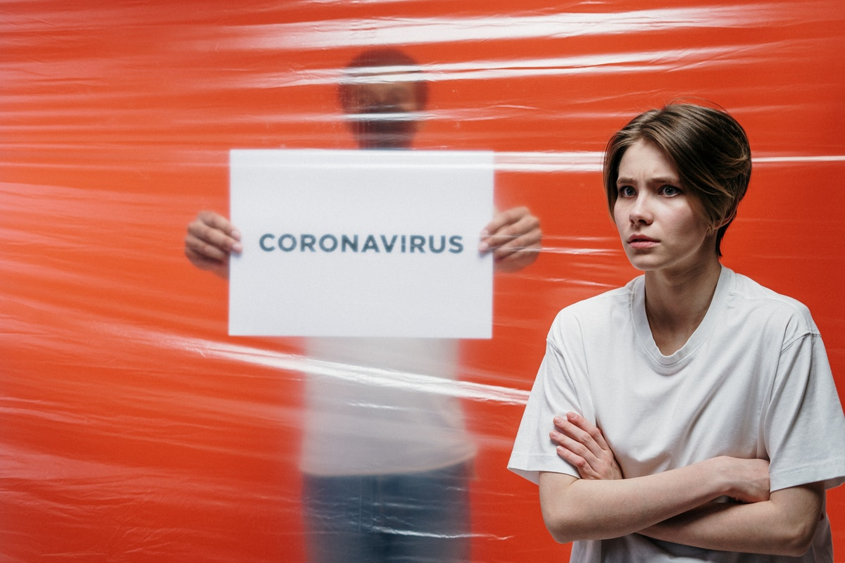 Three Ways to Cope with Coronavirus Anxiety