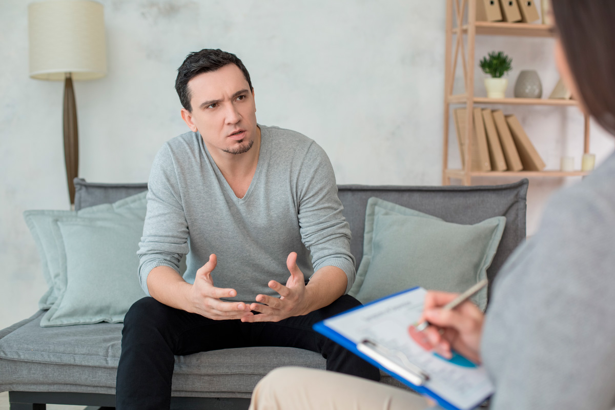 Four Reasons Why Men Should Consider Going to Counseling