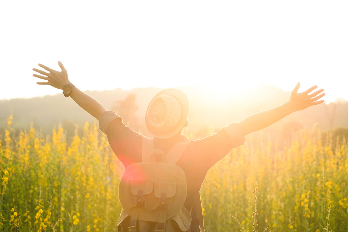 Five Ways to Relax and Enjoy Life