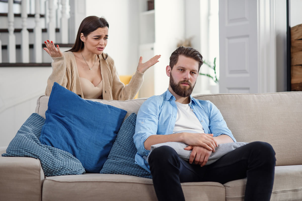 Six Signs Your Marriage May Be In Trouble